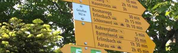 Salhöhe - Hauenstein